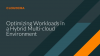 Optimizing Multi-function Workloads in Hybrid and Multi-cloud