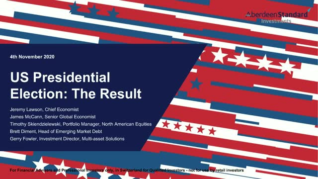 US Presidential Election: The Result