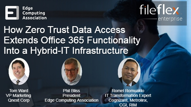How Zero Trust Data Access Extends Office Functionality into Hybrid-IT