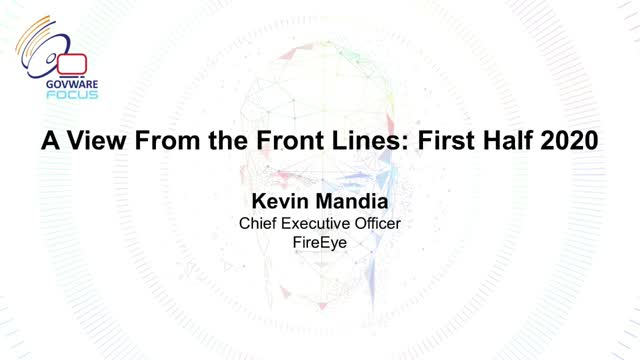GovWare Focus 2020   A View From the Front Lines: First Half 2020