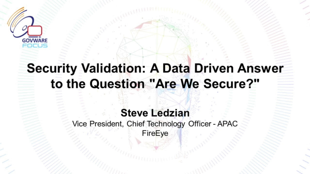 """GovWare Focus 2020 