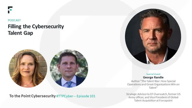 Filling the Cybersecurity Talent Gap