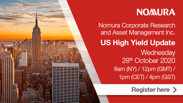 NCRAM - US High Yield Update