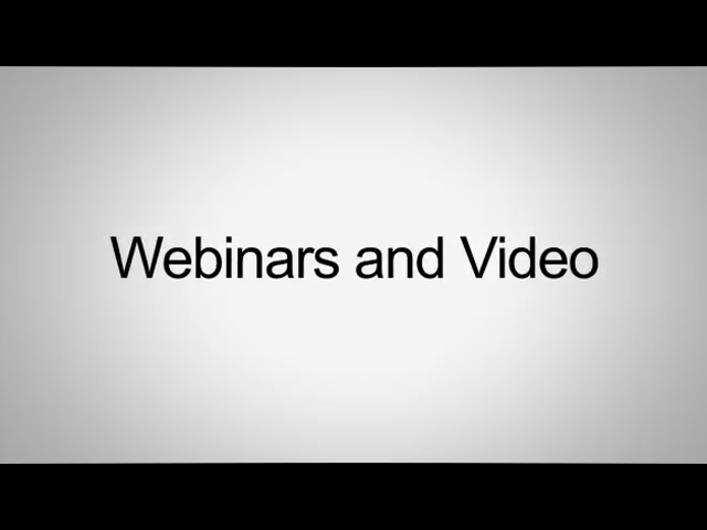 The Importance of Webinars and Video in B2B Content Marketing