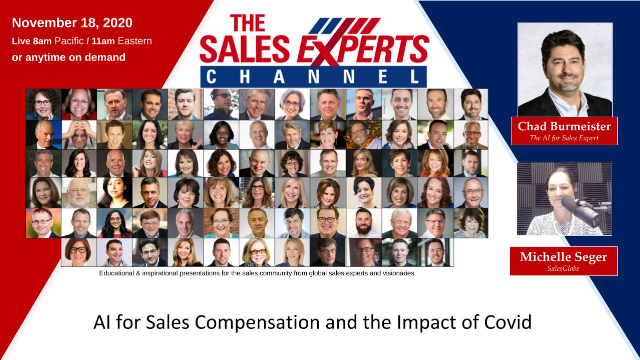 AI for Sales Compensation and the Impact of Covid on Compensation