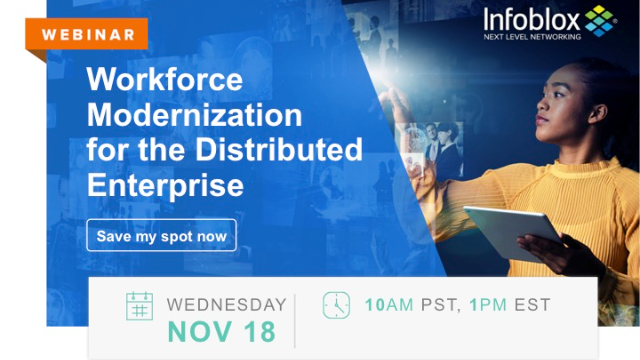 Workforce Modernization for the Distributed Enterprise