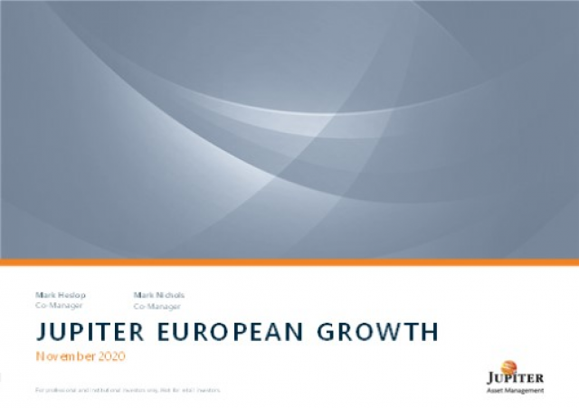 Jupiter European Growth Strategy – One Year On