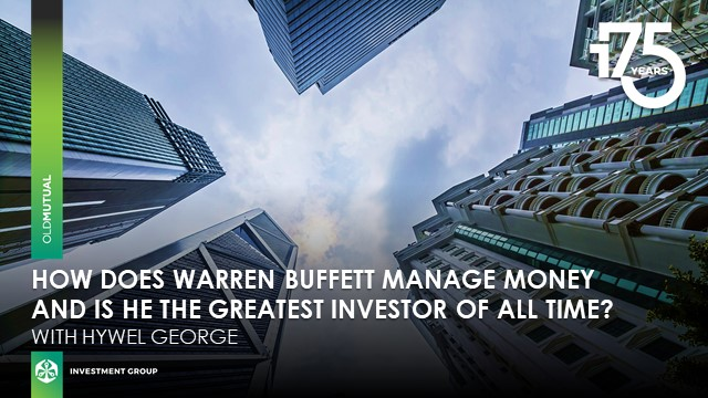 How does Warren Buffett manage money and is he the greatest investor of all time