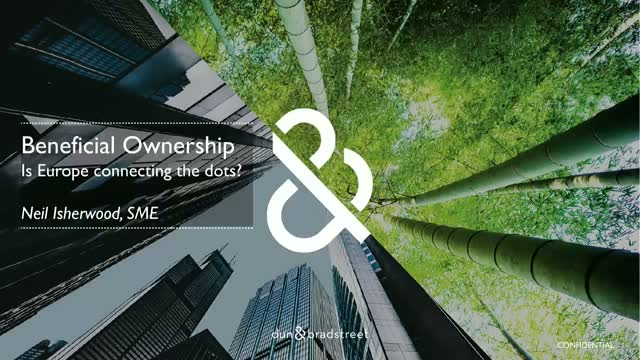 Beneficial Ownership – Is Europe connecting the dots?