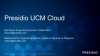 Overcoming Business Challenges with Presidio's UCM Cloud