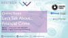 Let's Talk About... Financial Crime