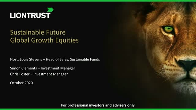Liontrust Views - Update on Liontrust SF Global Growth Strategy