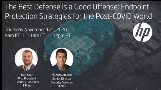 Endpoint Protection Strategies for the Post-COVID World