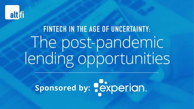 Fintech in the age of uncertainty: The post-pandemic lending opportunities