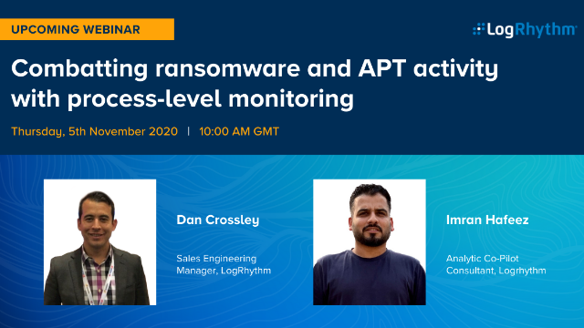 Combatting ransomware and APT activity with process-level monitoring
