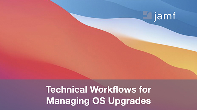 Technical Workflows for Managing Apple OS Upgrades