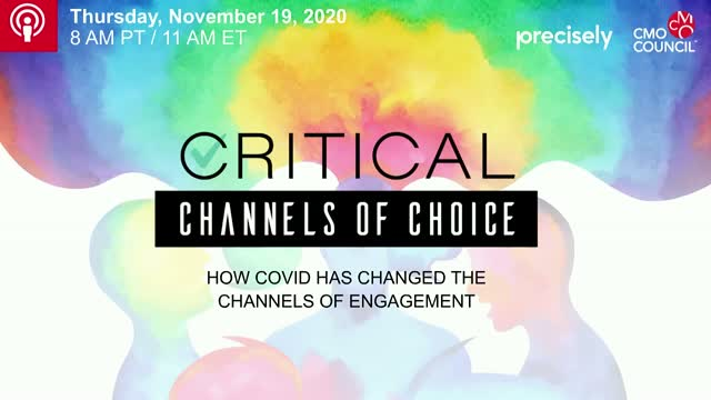 How Covid Has Changed the Channels of Engagement