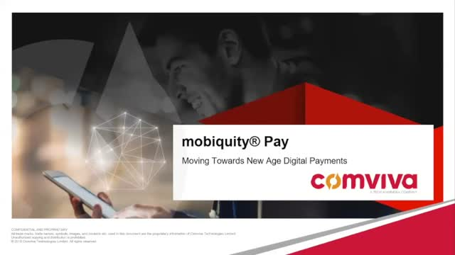 mobiquity® Suite: Creating Cash-Light Economies