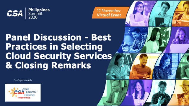 Best Practices in Selecting Cloud Security Services