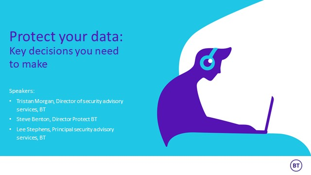 Protect your data – Key decisions you need to make