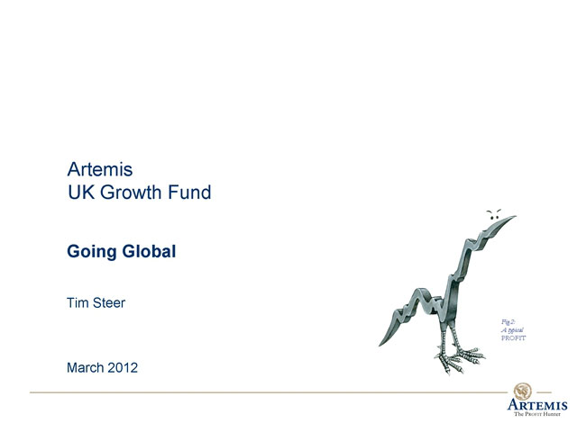Artemis UK Growth Fund
