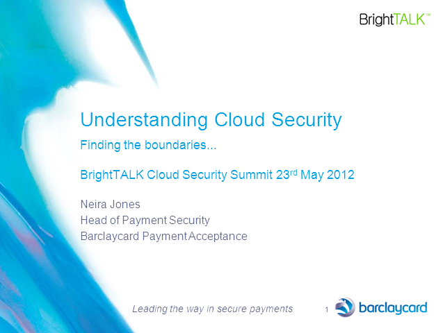 Understanding Cloud Security: Finding the Boundaries