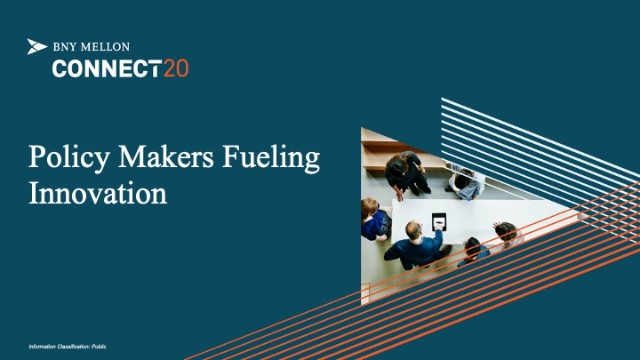 Policy Makers Fueling Innovation