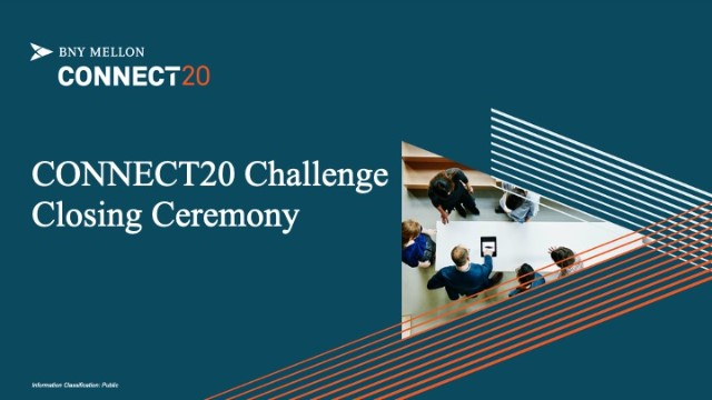 CONNECT20 Challenge Closing Ceremony