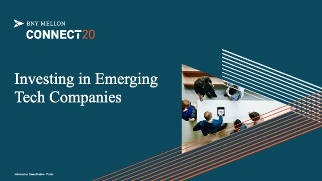 Investing in Emerging Tech Companies