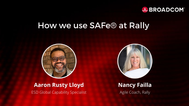 How we use SAFe® at Rally