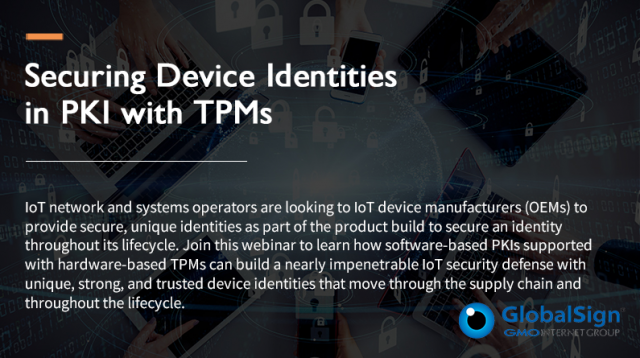 Securing Device Identity in PKI with Trusted Platform Modules (TPMs)