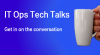 IT Ops Tech Talk - How to Improve the User Experience