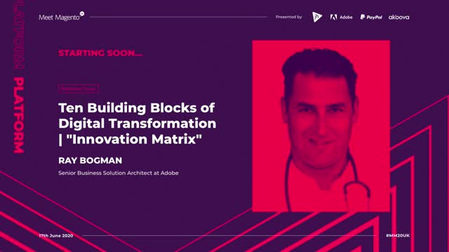 Ten Building Blocks of Digital Transformation