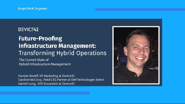 [Ep.1] The Current State of Hybrid Infrastructure Management