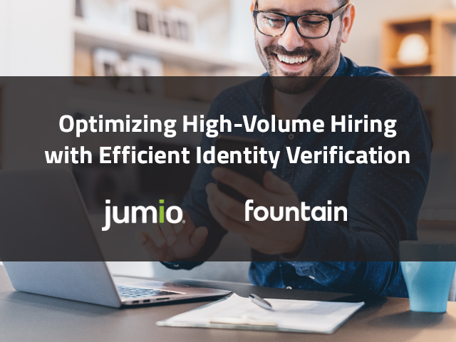 Optimizing High-Volume Hiring with Efficient Identity Verification