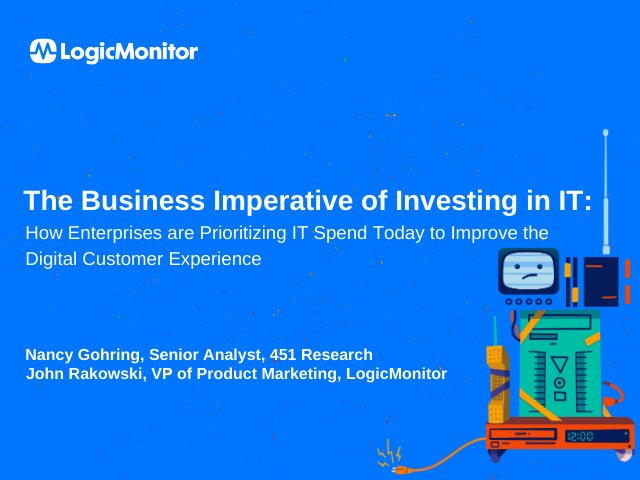 The Business Imperative of Investing in IT