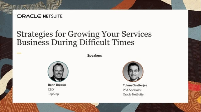 Strategies for Growing Your Services Business During Difficult Times