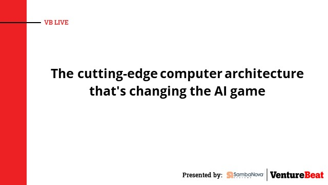 The cutting-edge computer architecture that's changing the AI game