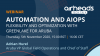 Airheads Tech Talk - Automation and AIOps