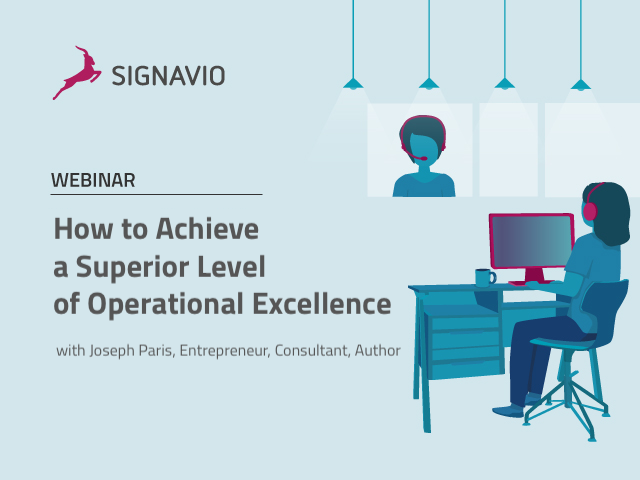 How to Achieve a Superior Level of Operational Excellence