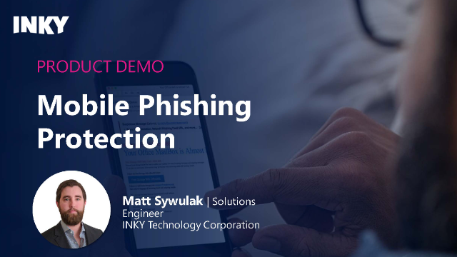 Product Demo: Mobile Phishing Protection