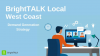 BrightTALK Local West Coast: Demand Generation Strategy