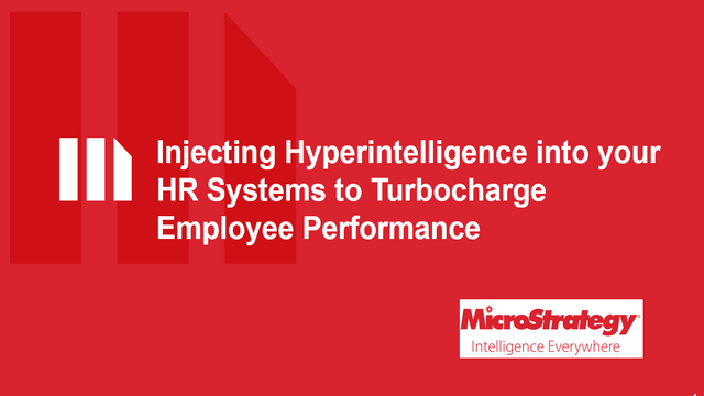 Injecting Hyperintelligence into your HR Systems