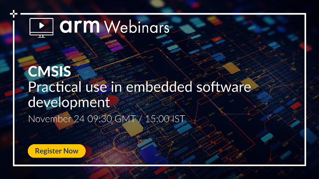 CMSIS: Practical use in embedded software development