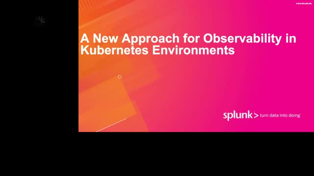 A New Approach for Observability in Kubernetes Environments