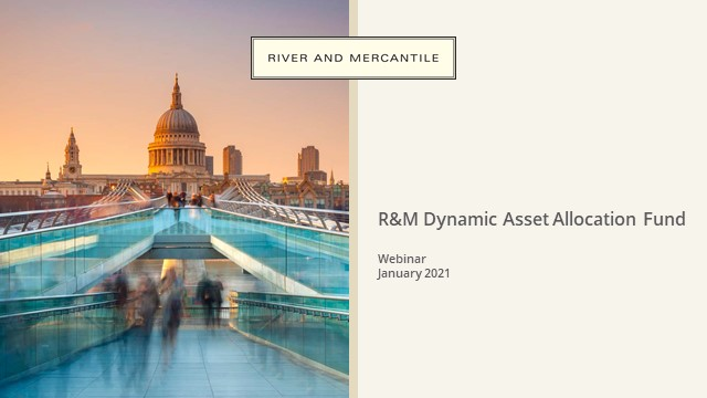 Dynamic Asset Allocation Fund - R&M Update