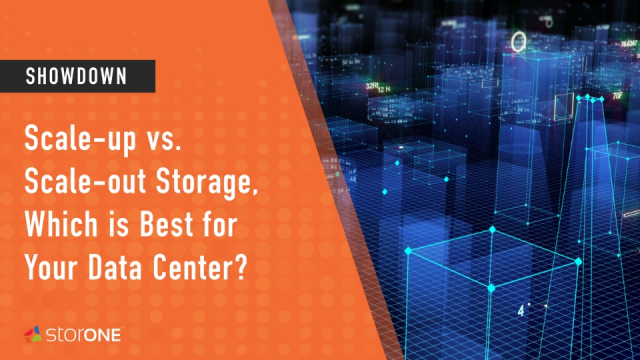 Showdown: Scale-up vs. Scale-out Storage, Which is Best for Your Data Center