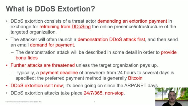 THREAT ADVISORY UPDATE: High-Profile DDoS Extortion Campaign
