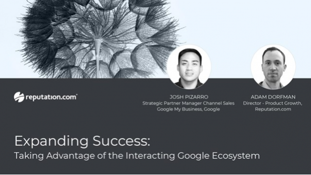 Expanding Success: Taking Advantage of the Interacting Google Ecosystem