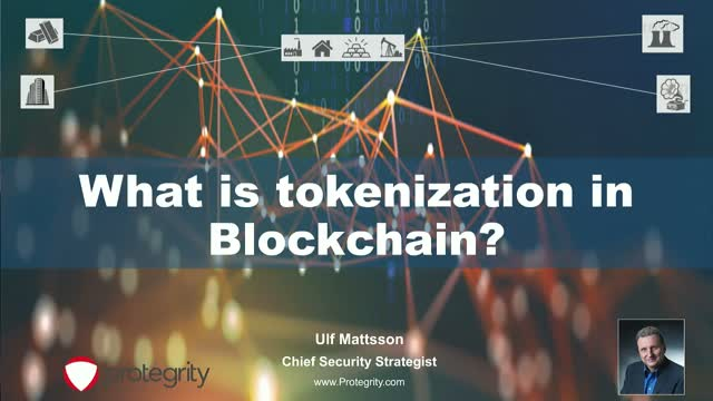 What is tokenization in blockchain?